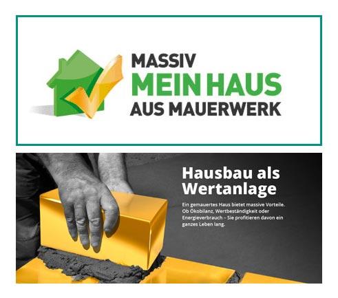 Büttner Massivhaus ist Hausbaupartner von massiv-mein-haus ...