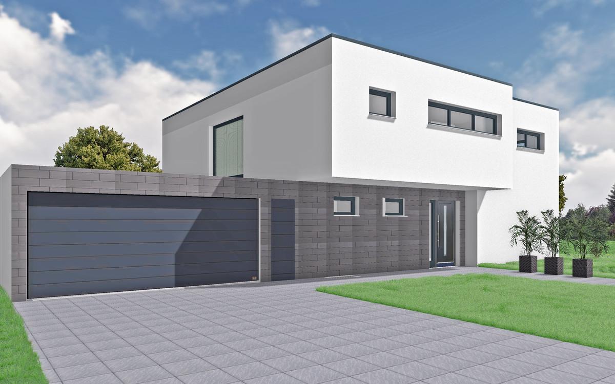 hausbesichtigung b ttner massivhaus. Black Bedroom Furniture Sets. Home Design Ideas